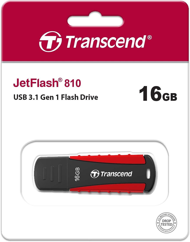 16GB Transcend JetFlash 810 USB3.0 Rugged Flash Drive