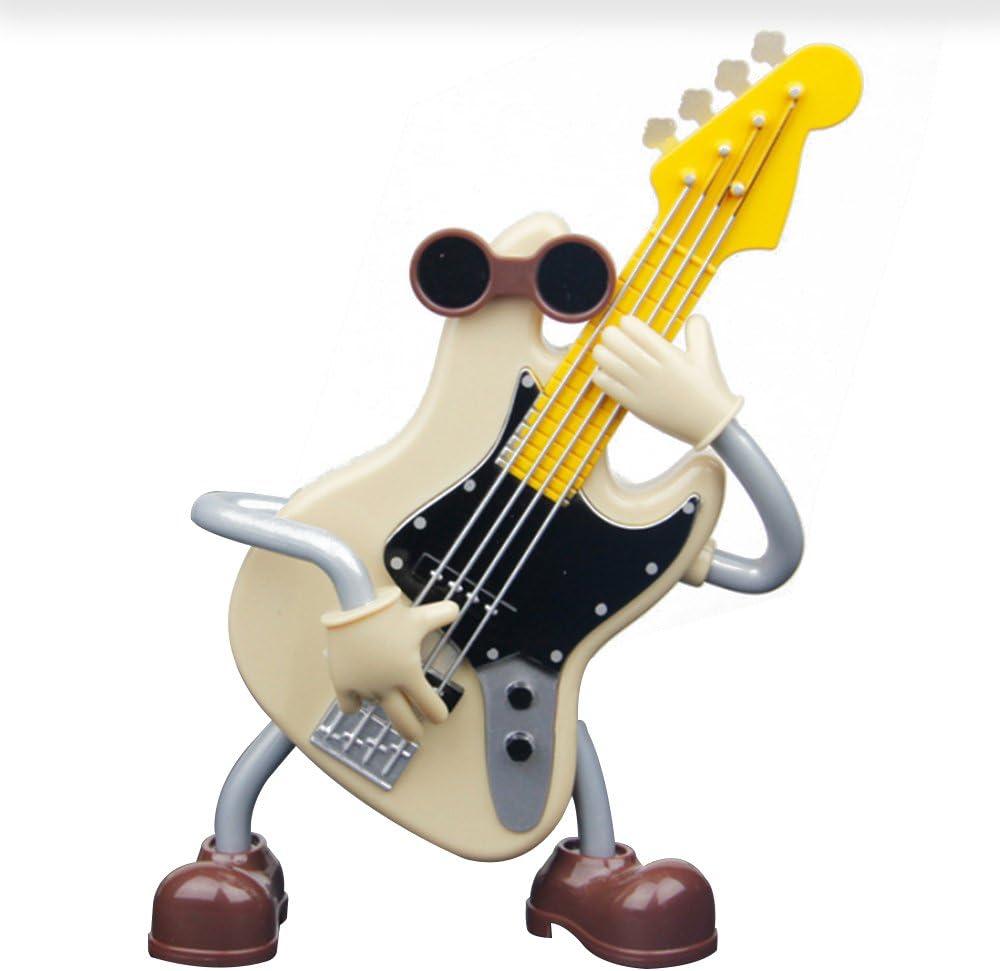 SUPOW guitarra caja de música, mecánico ajustador de balancín de ...