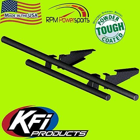 #101535 KFI Polaris Full Size Ranger 1000 900XP /& 570 Rear Double Tube Bumper