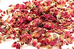 Aisev Naturals® - Rose Buds and Petals, Red - 1lb.