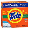 Tide Mountain Spring HE Turbo Powder Laundry Detergent, 68 Loads