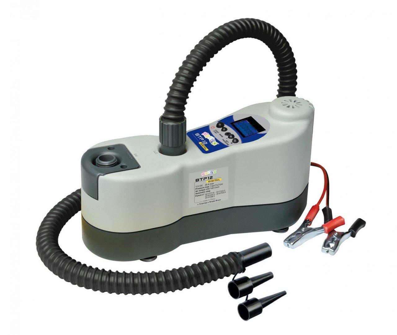 Bravo BTP 12 Digital - elektrische Luftpumpe