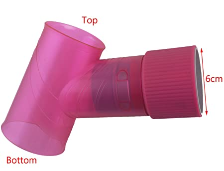 Amazon.com: Hair Dryer Diffuser, Hair Dryer Curl Diffuser, Wind Spin Curl Diffuser - Pink Color: Beauty