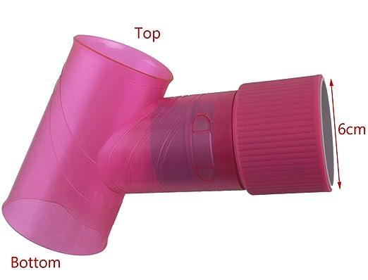Amazon.com: Hair Dryer Diffuser, Hair Dryer Curl Diffuser, Wind Spin Curl Diffuser - Pink Color: Beauty