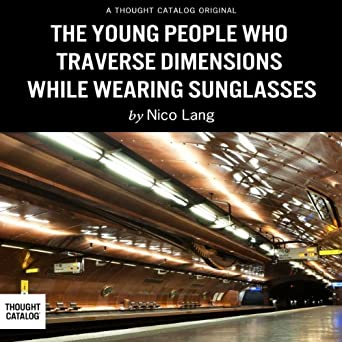 Amazon Com The Young People Who Traverse Dimensions While