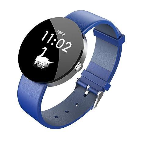 Cebbay Pulsera de Actividad Hombre Mujer Impermeable IP67 Color Monitor de Frecuencia Cardiáco Reloj Inteligente para