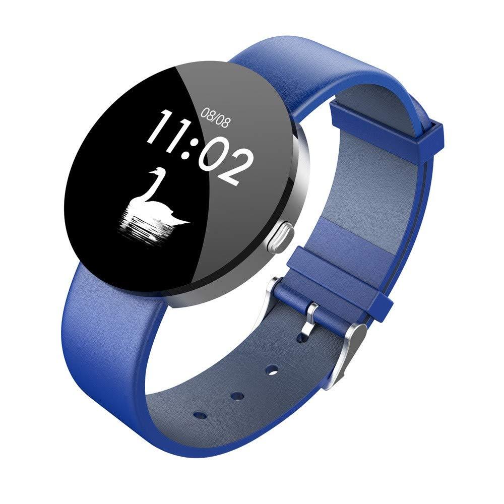 LUXISDE Fitness Bracelet Smartwatch Ladies, Activity Tracker Y11 Smart 1.3 Inch IPS Color Display Heart Rate Monitor Fitness Tracker Watch by LUXISDE (Image #3)