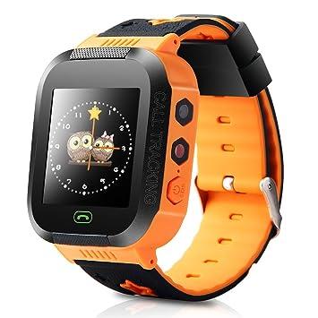 Amazon.com: MIFXIN - Reloj inteligente para niños ...