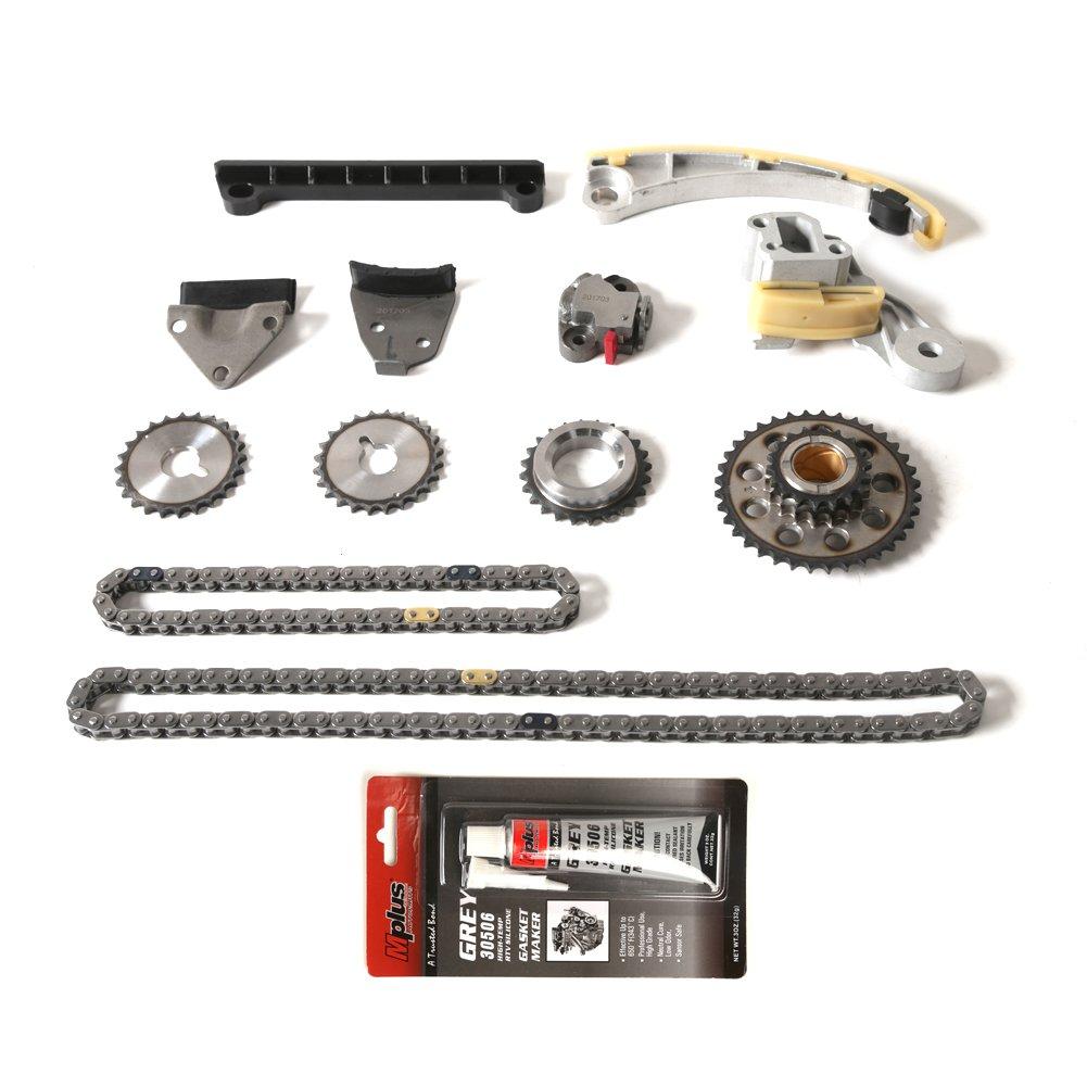 MOCA Engine Timing Chain Kit for 96-07 Suzuki Esteem Aerio