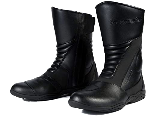Amazon.com: TOURMASTER Solution impermeable 2.0 Botas Hombre ...