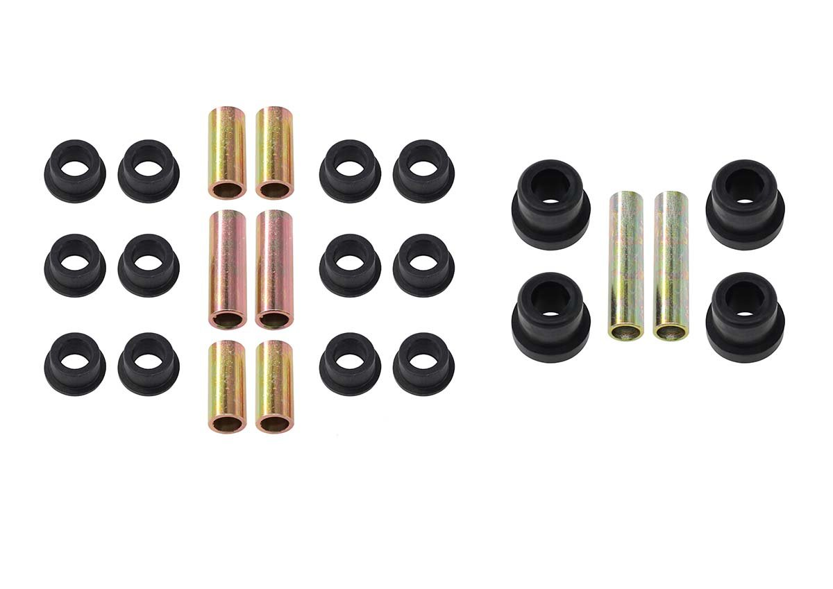 Front Lower Spring & Front Upper A Arm Suspension For Club Car DS Bushing Kits