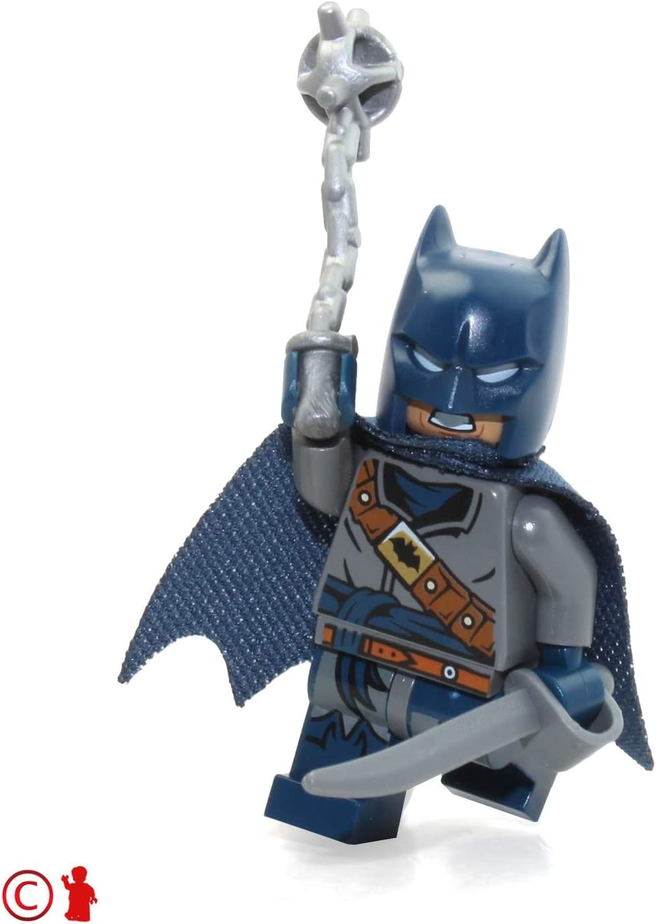 LEGO Super Heroes MiniFigure - Pirate Batman (with Sword and Spiked Flail) Exclusive