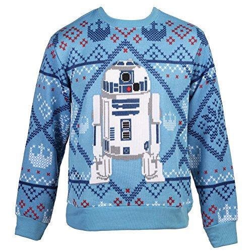 Star Wars R2-D2 Christmas Sweater