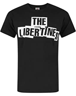 ALBION TO UTOPIA Official T Shirt Size XXL White Mens Licensed THE LIBERTINES