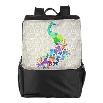 Believe Ddspp Always Be Yourself Moose THEN Outdoor Backpack Rucksack Birthday Gift