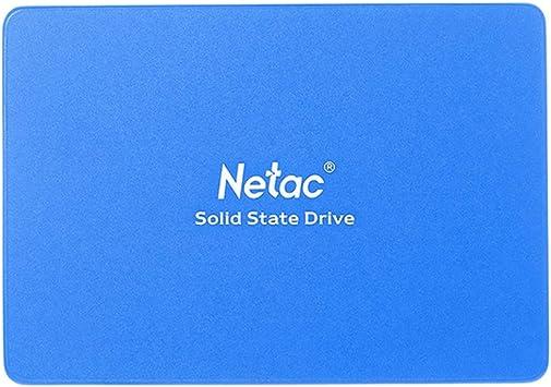 Netac N600S - Disco Duro Externo SSD Interno (128 GB, 2,5
