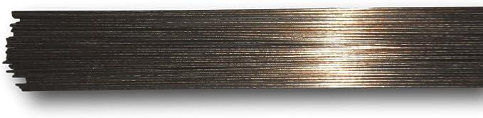 """36/"""" x 1//16/""""- ERCuSi-A Silicon Bronze TIG Welding Rod 2 Lb"""