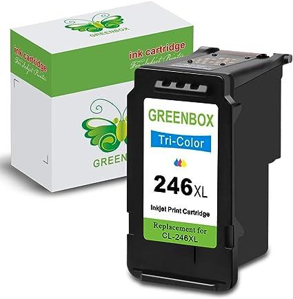 Amazon.com: GreenBox Remanufacturado cartucho de tinta ...