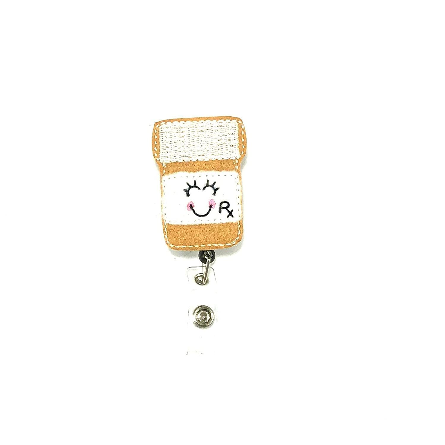 Pharmacist Badge Reel