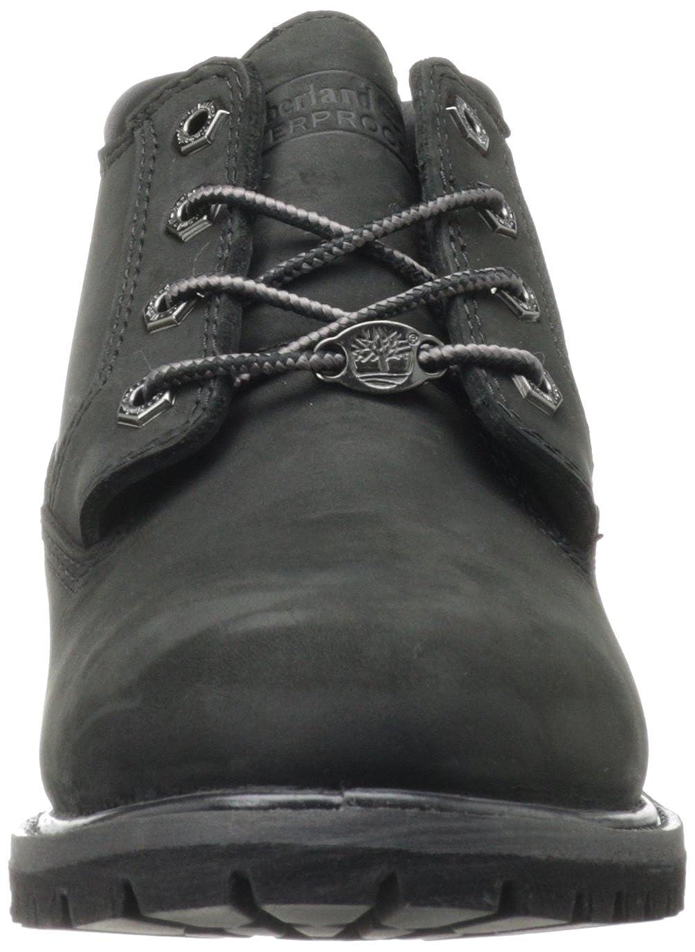 5fb14eeb113f Timberland Damen Nellie Waterproof Chukka Boots Chukka Boots  Amazon.de   Schuhe   Handtaschen
