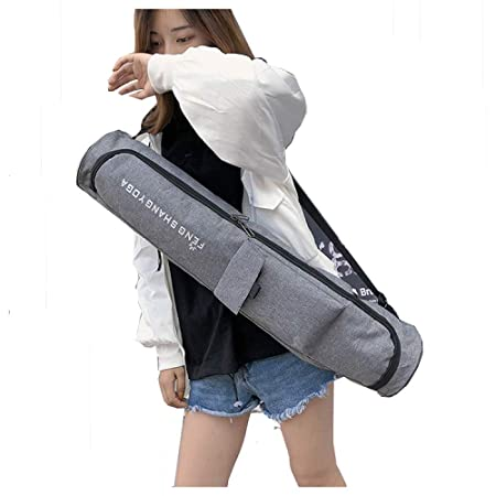 HOMDREAM Bolsas De Yoga Pilates Mat Carrier Material ...