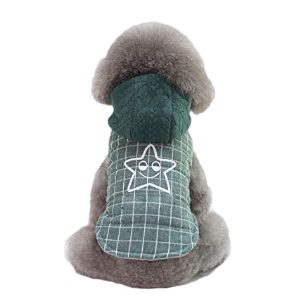 FITIN Mascota Gato Ropa para Perros Ropa para Gatos Ropa De Otoño E Invierno Suministros para