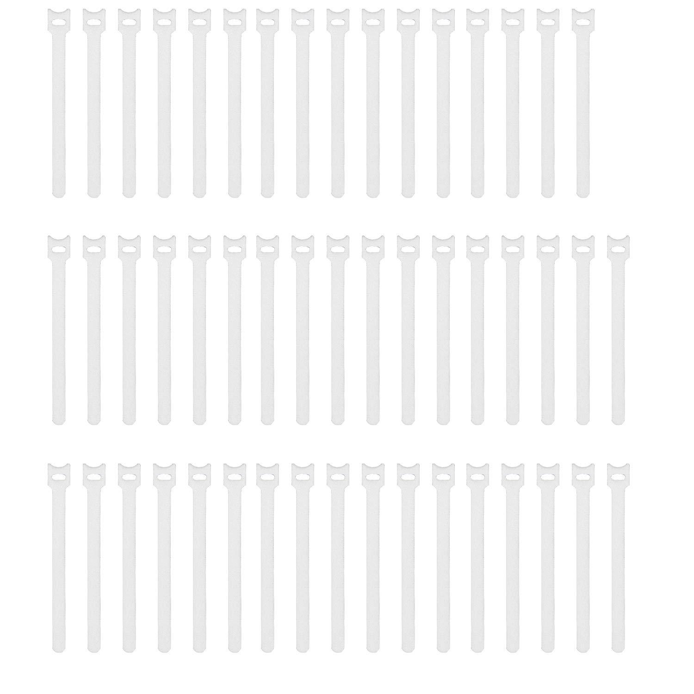Pasow - Bridas ajustables para sujetar cables (reutilizables, 6 pulgadas) Pasow Tech hlf