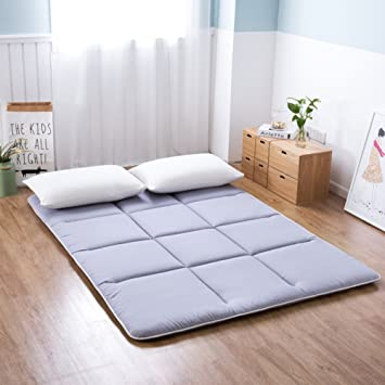 buckwheat health organic twin sleeping mats simple with mattress your filling improves mat how floor hull