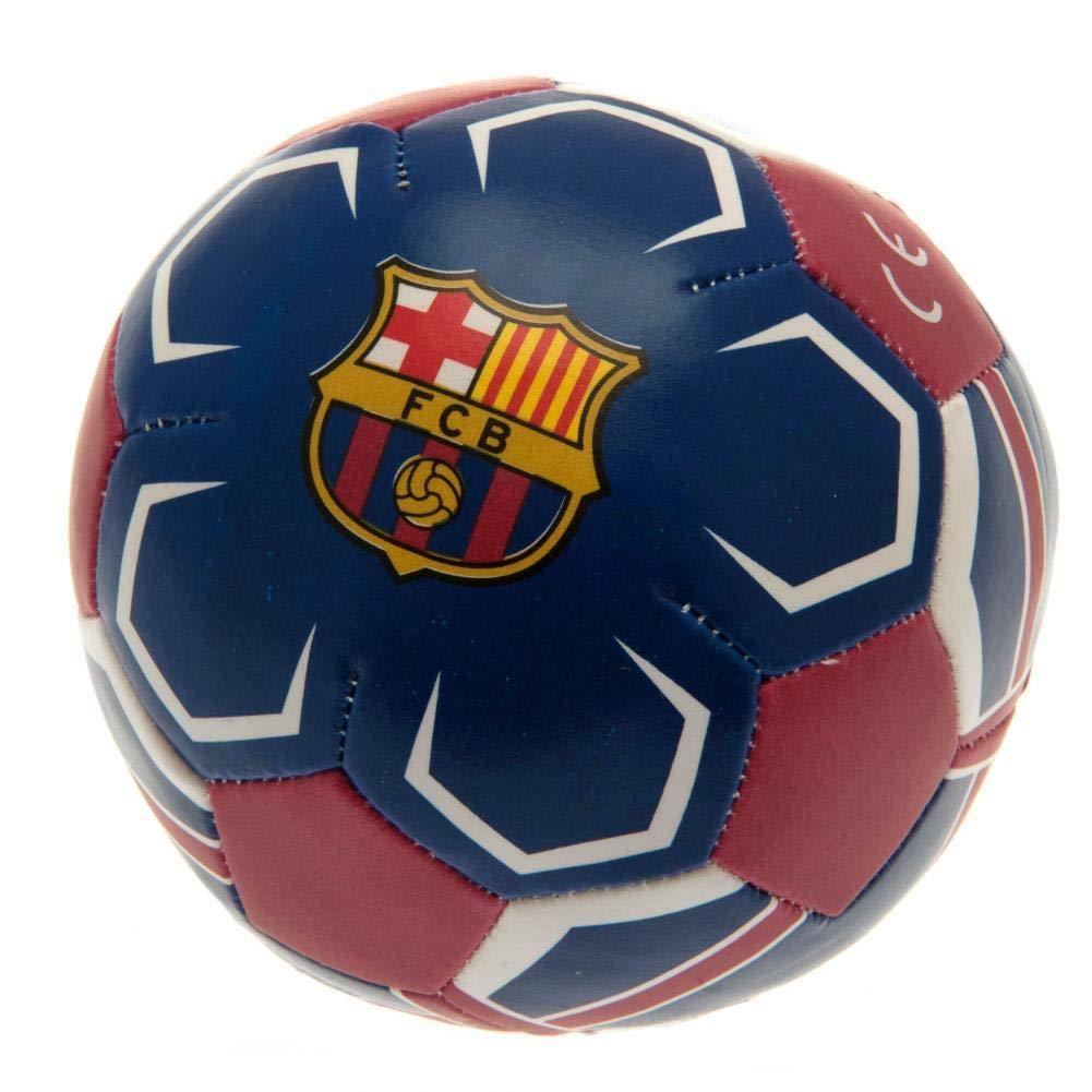 FCB FC Barcelona - Pelota blanda 10cm (Talla Única) (Azulgrana ...