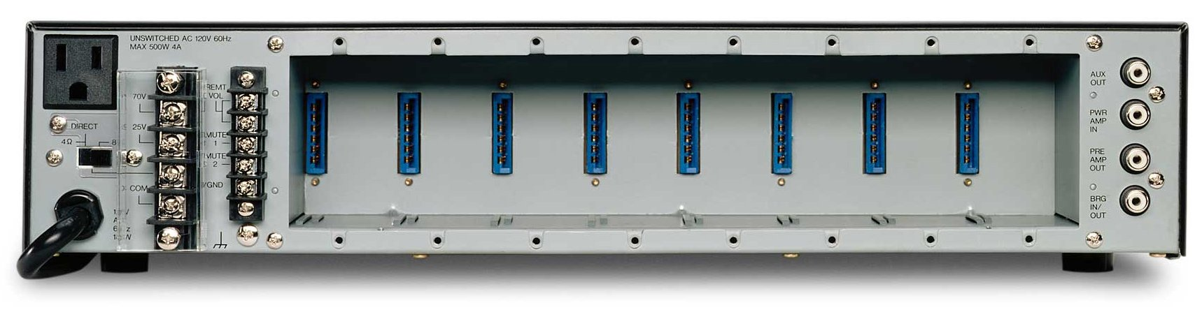 TOA A-903MK2 8 Channel Mixer Amplifier by Toa