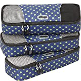 eBags Slim Packing Cubes - 3pc Set