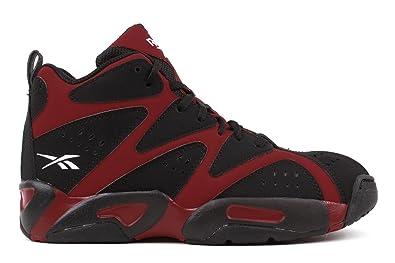 Reebok (GS) Zapatos niños Grandes Kamikaze 1 Mediados de ...