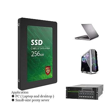 SSD de 256 GB 512 GB 1 TB de Estado sólido SATA TLC 3D NAND súper ...