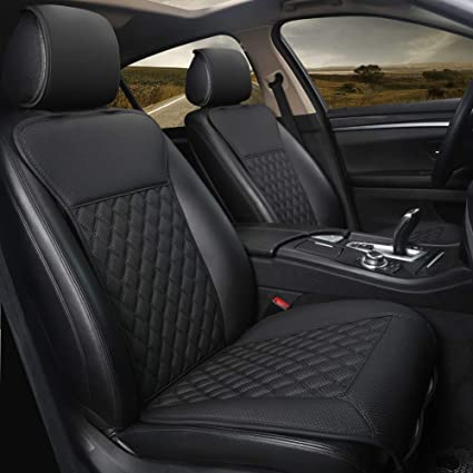 Black Panther 1 Pair Car Seat Covers - Runner Up