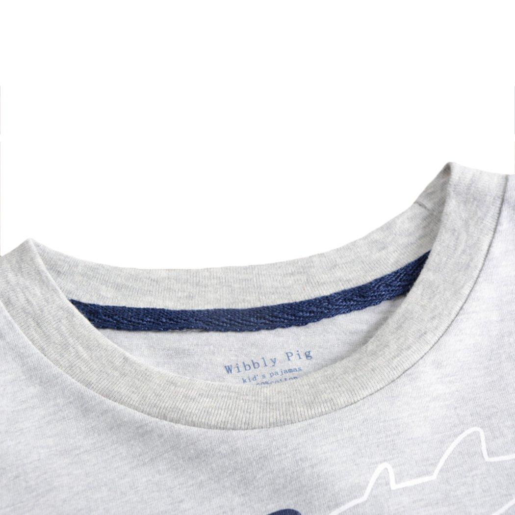 Amazon.com: cm-kid niños bebé T camisas, diseño Shark Sport ...