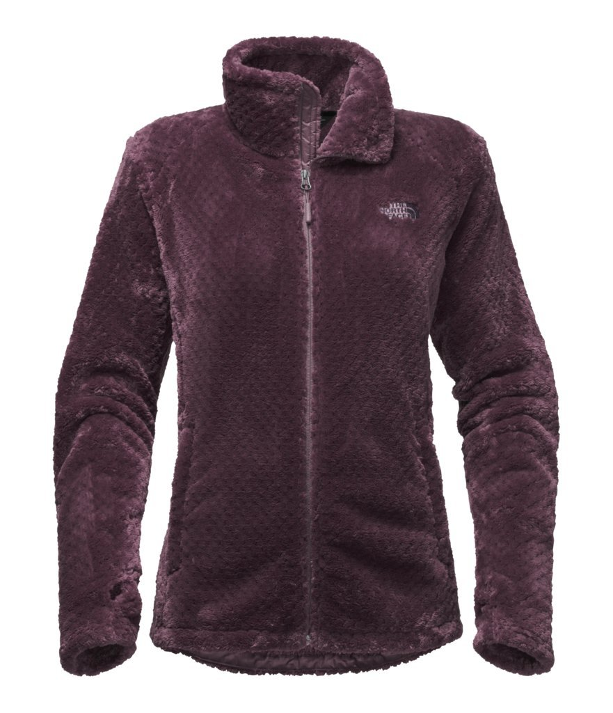 The North Face Women's Novelty Osito Jacket - Black Plum - M (Past Season) by The North Face