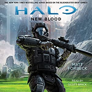 Halo: New Blood Audiobook
