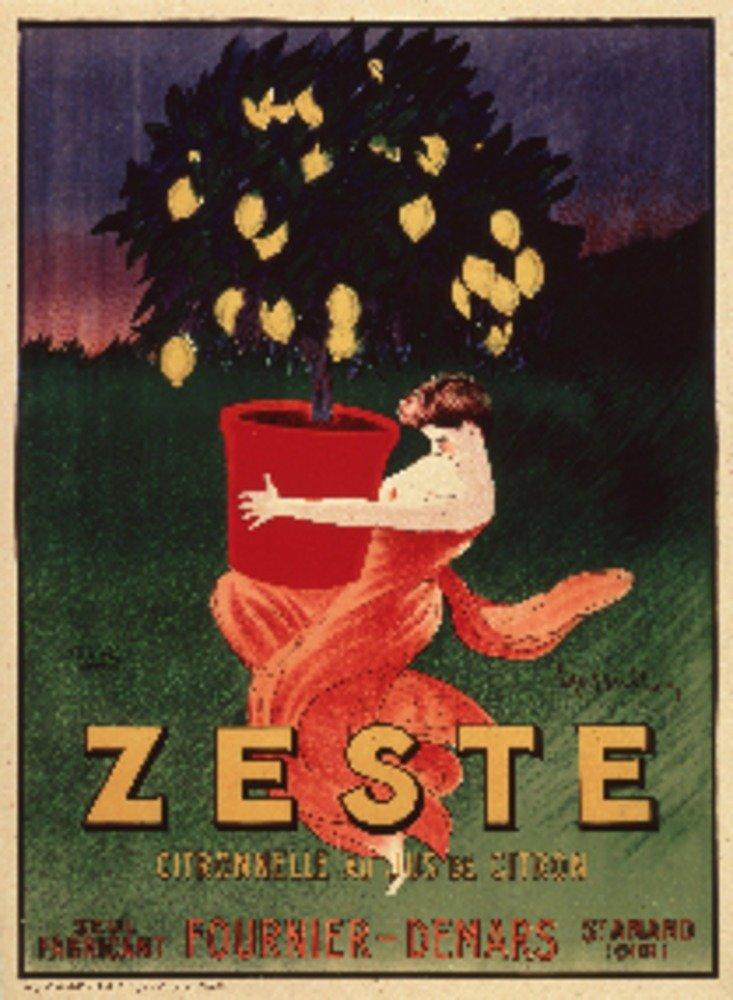 Zesteヴィンテージポスター(アーティスト: CAPPIELLO )フランスC。1906年 16 x 24 Giclee Print LANT-74863-16x24 B01EBQGXLI  16 x 24 Giclee Print