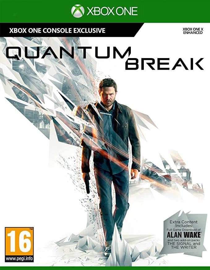 Quantum Break [Importación Francesa]: Amazon.es: Videojuegos
