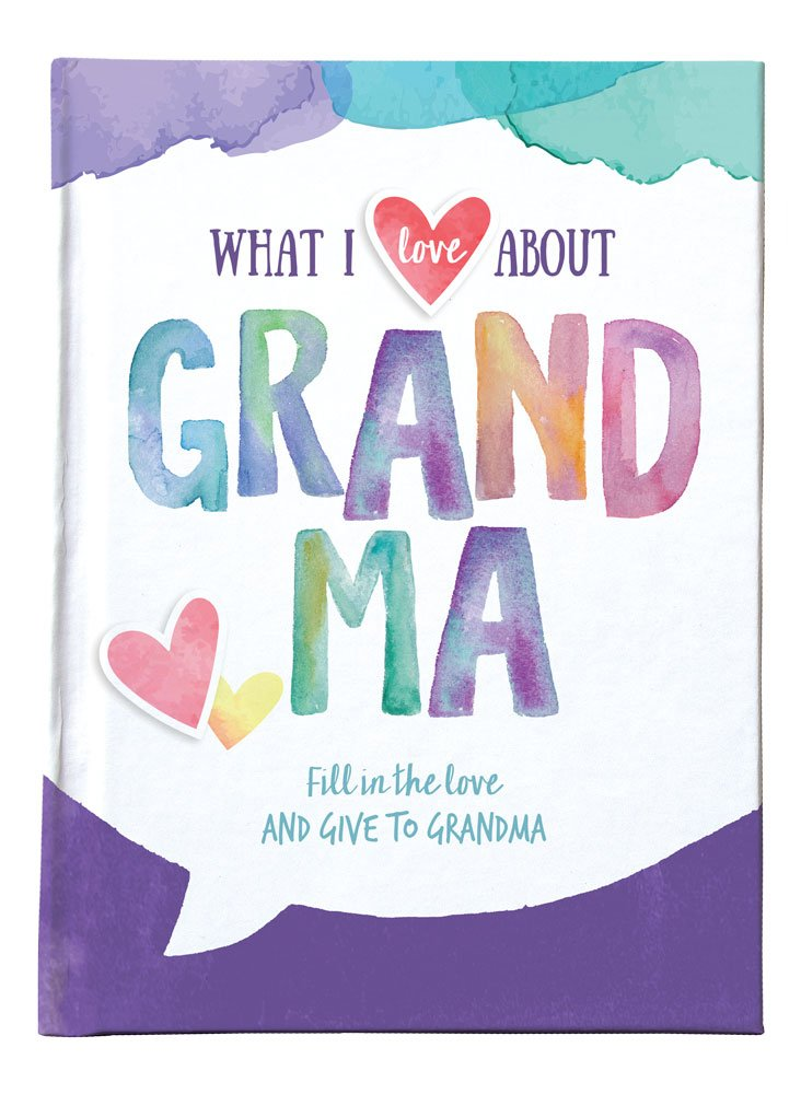 Read Online What I Love About Grandma ebook