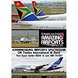 Air Utopia:Johannesburg Airports Spectacular (Airport, airliner, plane, airplane, aviation,aircraft FILM)