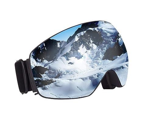 91b6fd784d1 Amazon.com  DODOING Ski Goggles