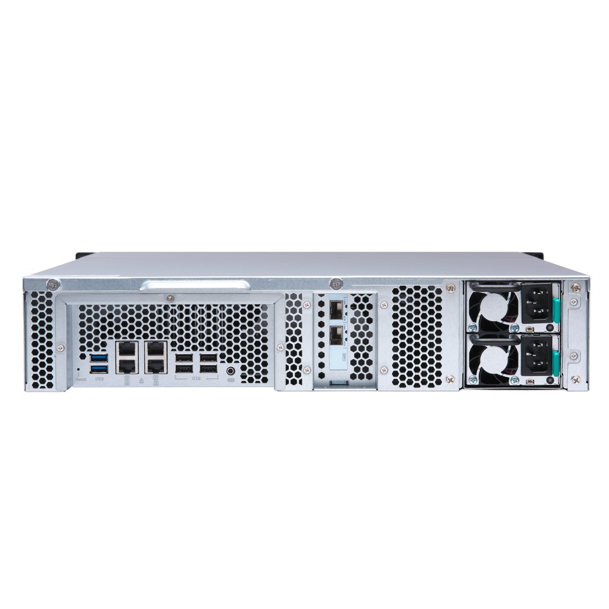 Qnap TS-1273U-RP-8G-US 2U 12-bay NAS/iSCSI IP-SAN, 10GbE, Redundant PSU by QNAP (Image #4)