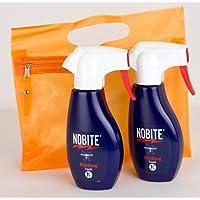 Nobite RennerXXL DOPPELPACK Mückenschutz Anti Mücken Moskito Mückenspray für Kleidung 2x200ml