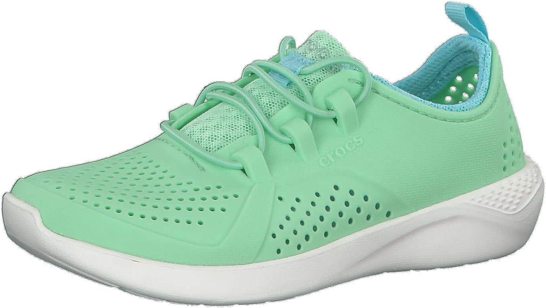 Crocs Unisex-Child Literide Pacer Sneakers