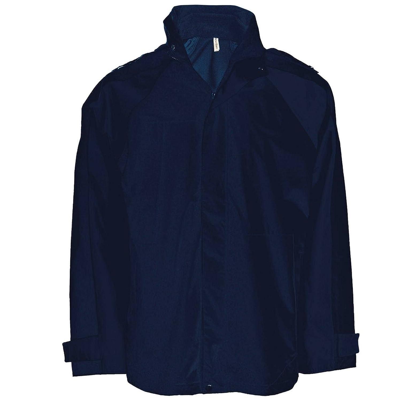 Kariban 3-in-1 jacket - Navy - M