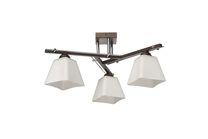 Bauhaus MULTITACTIL plafón (forjada, en marrón, color blanco ...
