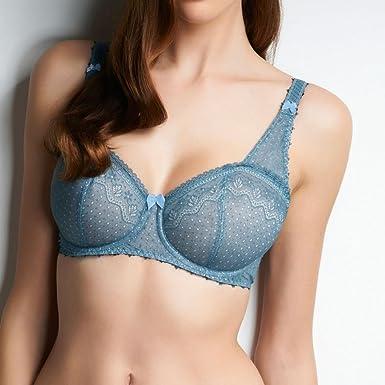 9499132c527c6 Freya Women s Gem Underwire Half Cup Bra China Blue 32 B  Amazon.co ...