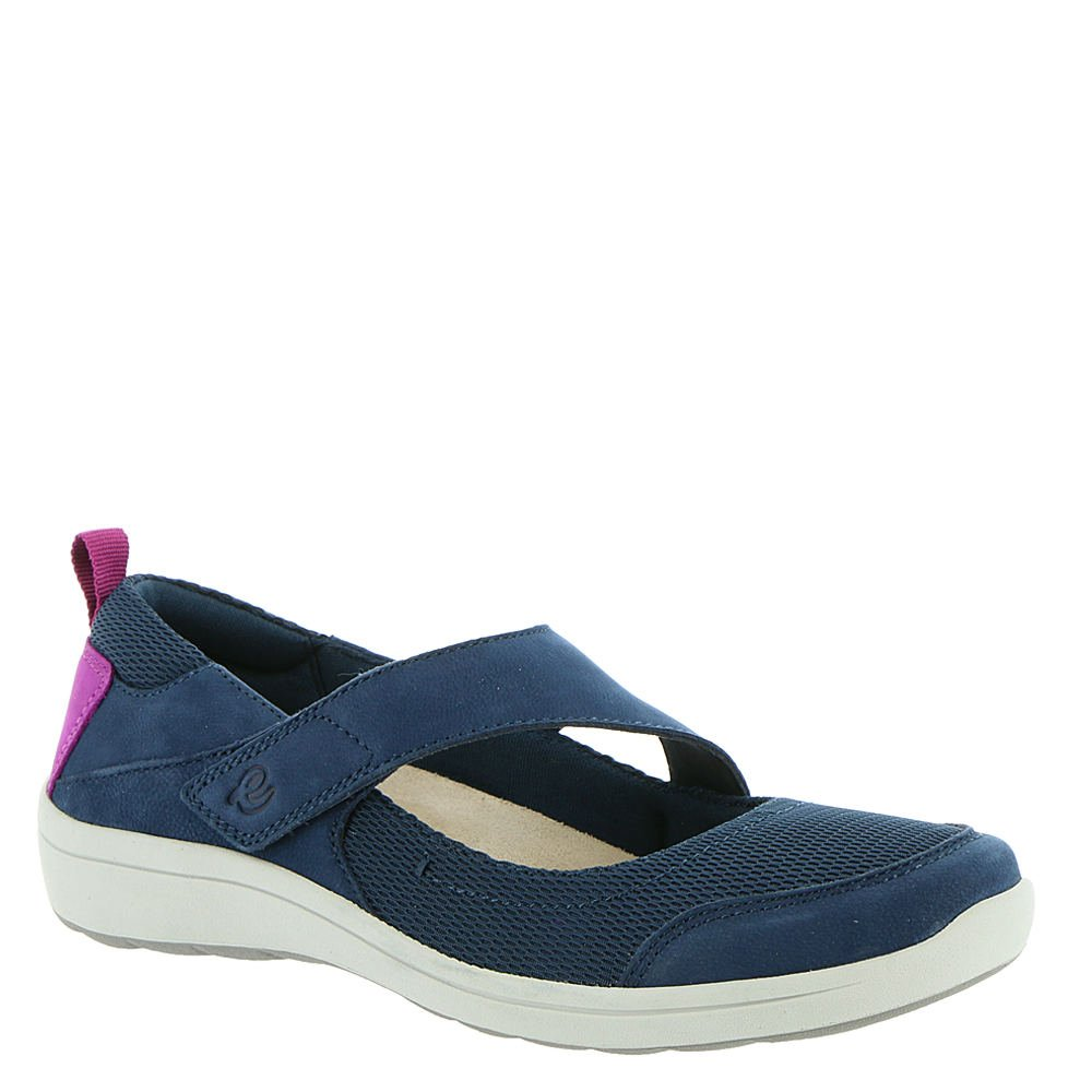 Easy Spirit Women's Luna Mary Jane Flat B07BSS8P2D 8 B(M) US|Blue