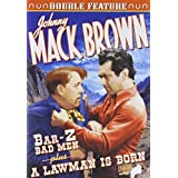 Brown, Johnny Mack Double Feature: Bar-Z Bad Men (1937) / A Lawman Is Born